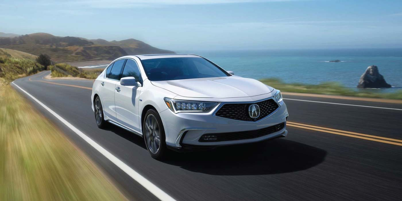 Redesigned 2018 Acura Rlx Is Here