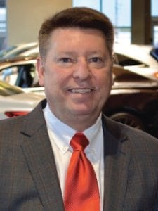 Lee Hubbard at Jay Wolfe Acura Sales Department