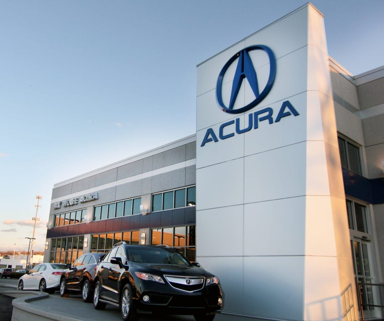 Kansas City Acura And Used Car Dealership