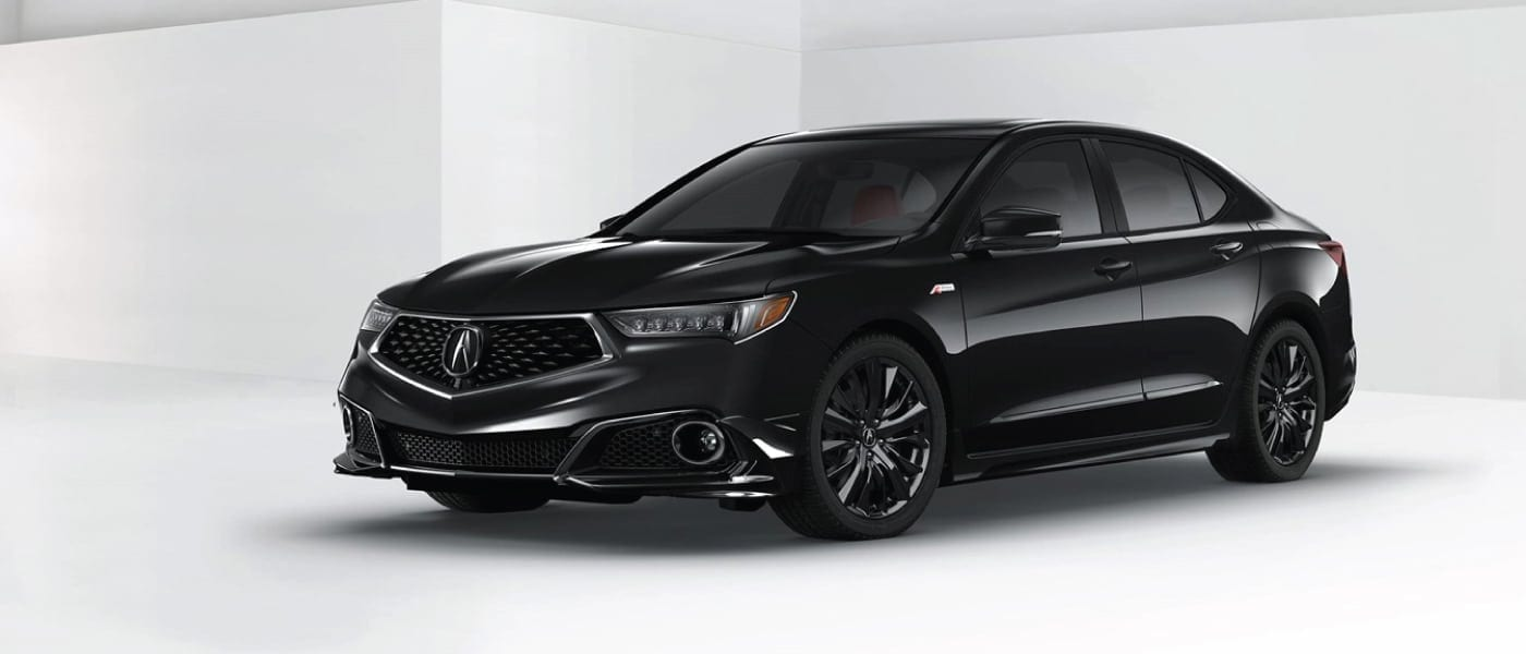 All-New 2019 TLX