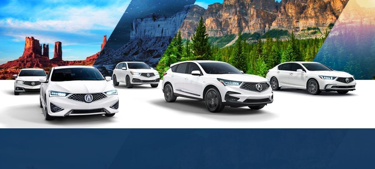 Acura Model Lineup