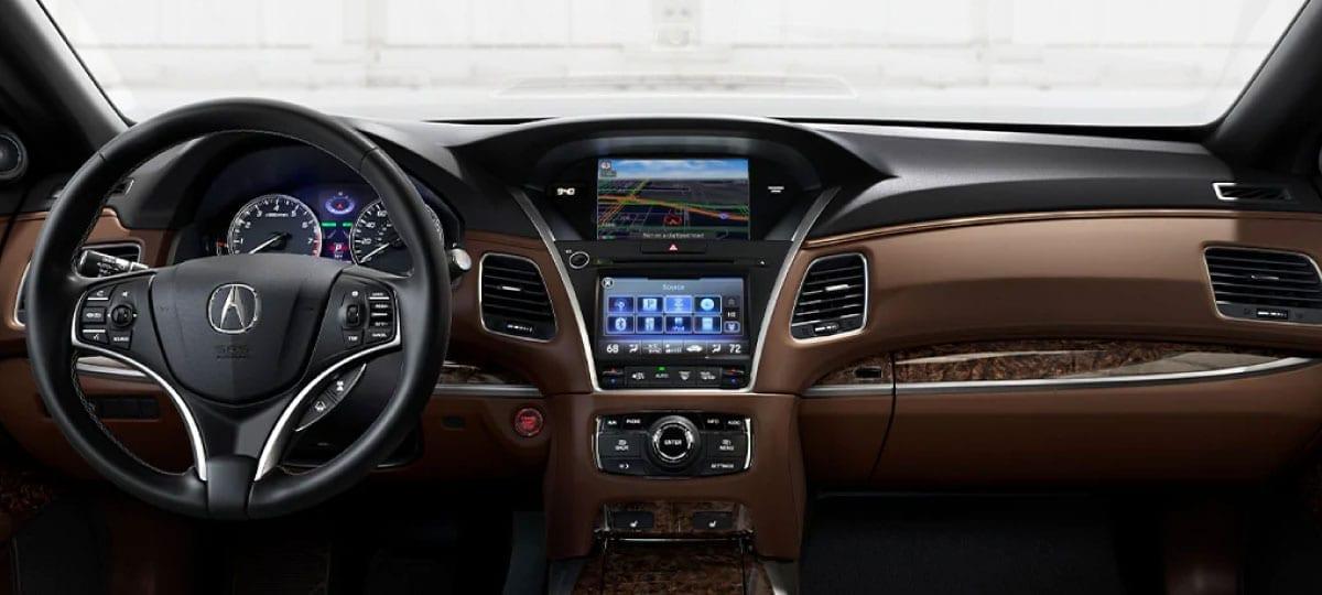 Acura Navigation