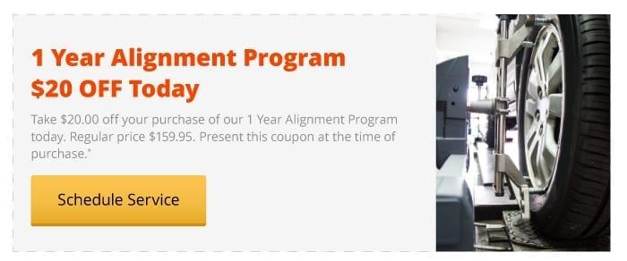 1 Year Alignment Program