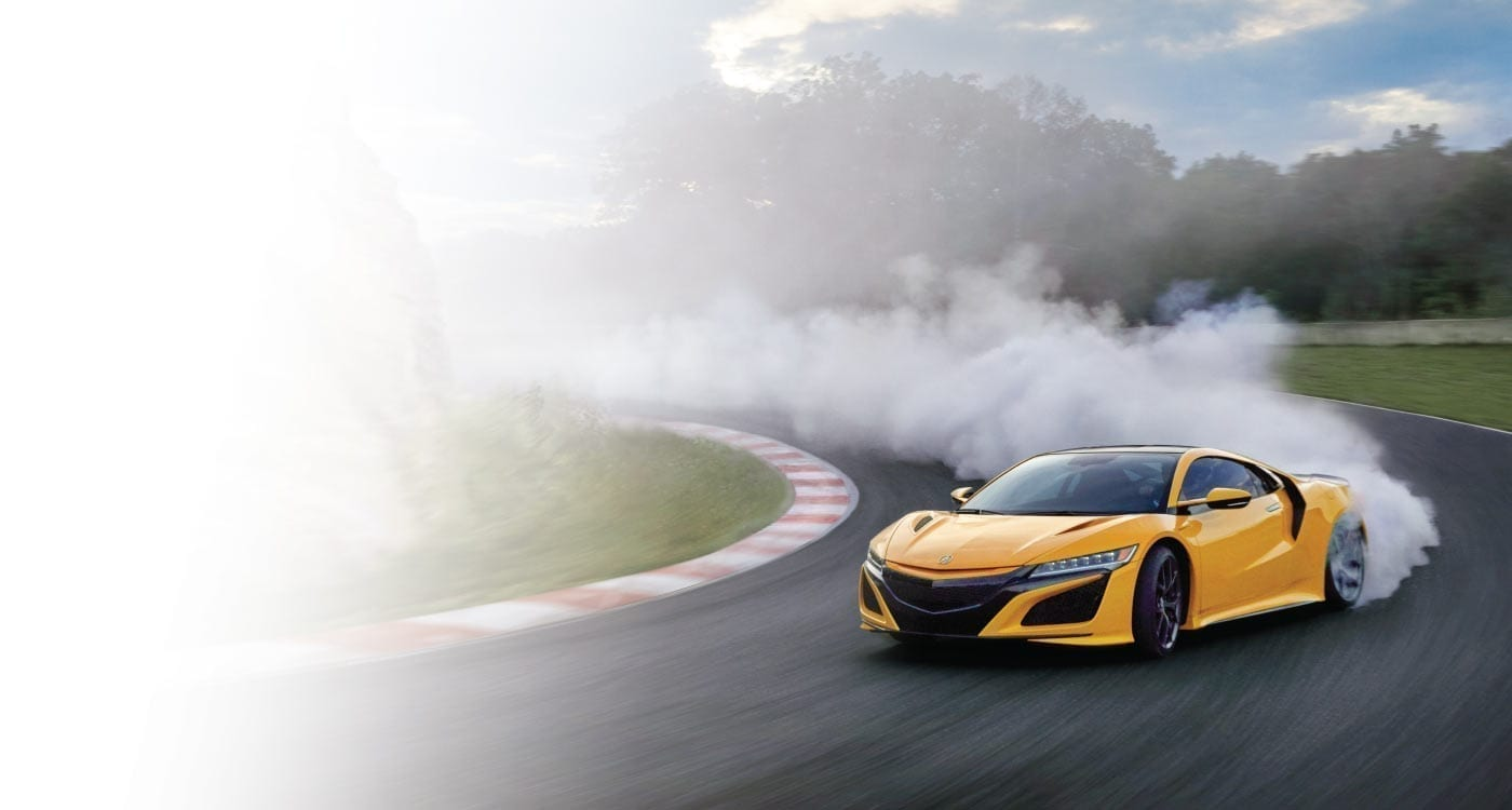2020 Acura NSX Racing