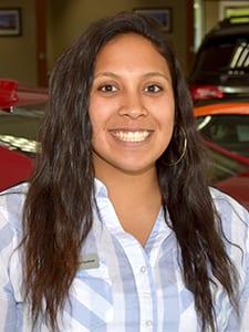 Felicia Yarofmal at Jay Wolfe Acura Sales Department